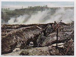 Sammelbild Eckstein-Halpaus Dresden - Der Weltkrieg 1917/18 - Angriffübung -  Nr. 169 (40472) - Zigarettenmarken