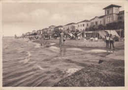 1938-Viserba Forli', Ideale Delle Spiagge E Regina Delle Acque, Ville E Bagnanti, Viaggiata - Forlì