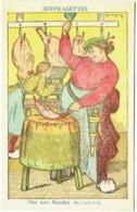 Illustrateur : Jan Wiegman. Suffragettes. Our New Butcher. - Illustrateurs & Photographes
