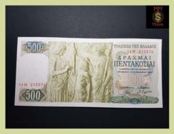 GREECE 500 Drachmai 1.11.1968  P. 197  XF - Griekenland