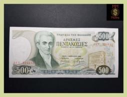 GREECE 500 Drachmes 1.2.1983  P. 201 UNC - Griekenland