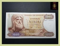 GREECE 1.000  1000  Drachmai 1.11.1970  P. 198 B  AU - Griekenland
