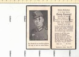 Dp 7431 -  Gebete Aandenken - GEORG FREMMEL - + 1942 - 1939-45