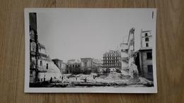 3 EME CARTE PHOTO - TOULON 83 VAR - DESTRUCTION APRES GUERRE 39 - 45 - Toulon
