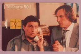 """TÉLÉCARTE 10/95 SANS UNITÉ """"LES ANGES GARDIENS"""" - Frankrijk"""