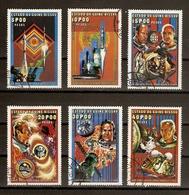 Guinée-Bissau 1975 - Rencontre Apollo-Soyuz - Série Complète° - SC C10/10E - Guinée Equatoriale