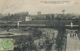 Estaimpuis Par Herseaux Pensionnat De La Sainte Union Des SS. -CC - Estaimpuis