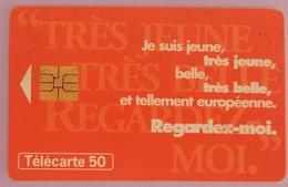 """TÉLÉCARTE 11/95 SANS UNITÉ""""ARTE"""" - Frankrijk"""