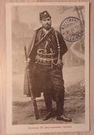 Serbie / Serbia - Soldat - 2 Scans - Serbia
