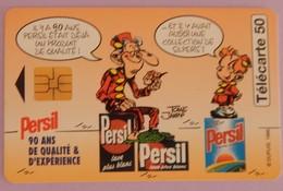 """TÉLÉCARTE 03/96 SANS UNITÉ""""PERSIL"""" - Frankrijk"""