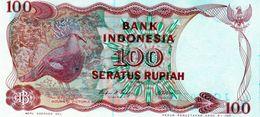 Billet De Banque De L'Indonésie 100 Rupiah Type 1984-1988 Neuf - Indonésie
