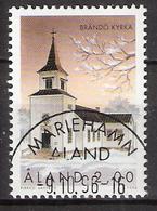 Aland 1996 Church Of Brandö Mi 119, Cancelled(o) - Aland