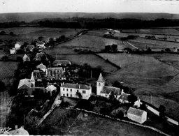 46-lamativie-vue Aerienne Du Bourg - Autres Communes
