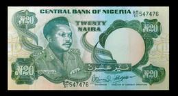 # # # Banknote Nigeria 20 Naira 2005 UNC # # # - Nigeria