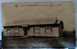 Woluwe-Saint-Lambert. Kapelleveld, école Des Garçon. Bon état. - St-Lambrechts-Woluwe - Woluwe-St-Lambert