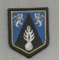 Blason, GENDARMERIE NATIONALE ,  Agrée DGGN , Scratch, 2 Scans - Police & Gendarmerie