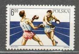 POLAND MNH ** 2700 BOXE Sport Sportif Boxeur - Ungebraucht