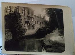 Woluwe-Saint-Lambert. Véritable Photo Du Moulin à Eau +/- 1930. Très Bon état. - St-Lambrechts-Woluwe - Woluwe-St-Lambert