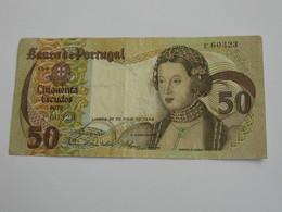 50 Cinquenta Escudos 1968 - Banco De Portugal   **** EN ACHAT IMMEDIAT **** - Portugal