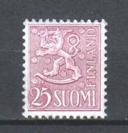 Finland Suomi 1959 Mi 502 MNH - Unused Stamps