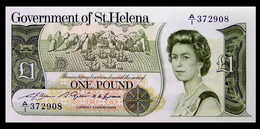 # # # Banknote Aus Sankt Helena 1 Pound UNC # # # - Isla Santa Helena