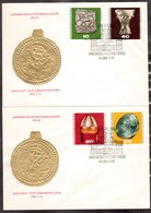 QY33   Germany DDR 1970 - Archaeological Finds In The DDR - Archeologia