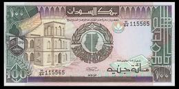 # # # Banknote Aus Afrika 100 Pounds 1989 UNC # # # - Sudan