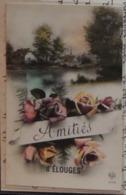 Elouges Amitiés Carte Fantaisie - Dour