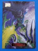STRANGE MARVEL MASTERPIECE CARD 119 - Marvel