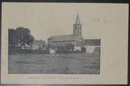 Montroeul Sur Haine L'Eglise De St-Lambert - Hensies
