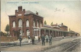 Aulnois-Quévy La Gare - Quévy