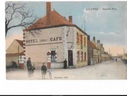 Gièvres - Grande Rue - édit. Tournois  + Verso - Autres Communes