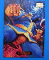 THANOS MARVEL MASTERPIECE CARD 122 - Marvel