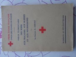 Croix Rouge Française (union Des Femmes De France), Précis élémentaire Des Soins - Salud