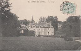 CPA La Lande De Longé - Le Logis - Autres Communes