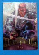 BLADE METAL MARVEL 56  CARD - Marvel