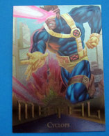 CYCLOPS METAL MARVEL 91  CARD - Marvel