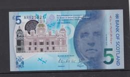 2016-£ 5 Pounds - Scozia