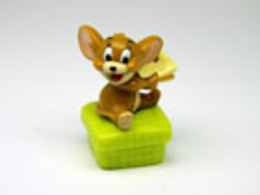 Kinder Ferrero Componibli - K.04 N.98 Tom E Jerry - Montabili