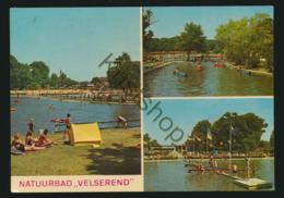 Santpoort - Natuurbad Velserend [AA40 1.931 (gelopen Met Postzegel) - Pays-Bas