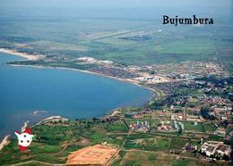 Burundi Bujumbura Aerial View New Postcard - Burundi