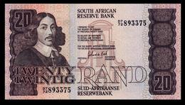# # # Banknote Südafrika (South Africa) 20 Rand UNC # # # - Südafrika