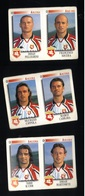 Calciatori Panini 1997-1998 - Ancona 3 Figurine - Panini