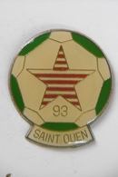 Pin's - Football SAINT OUEN RED STAR 1993 - Football