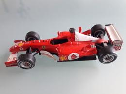 Ferrari F1 2002 1/43eme - Cars & 4-wheels