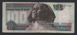 Banconota Egitto - 100 Pound (circolata) 1994-1997 - Egitto