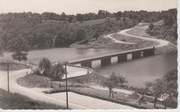 CPSM Rabodanges - Le Lac Artificiel, Long De 8 Kms, Et Le Pont Sainte-Croix - Autres Communes