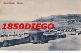 SCAURI - SPIAGGIA  F/PICCOLO VIAGGIATA  ANIMAZIONE - Latina