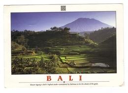 Cartolina Postale - Indonesia - Bali - Viaggiata - Indonesia
