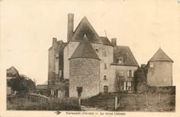 Dep - 58 - VERNEUIL Le Vieux Chateau - Autres Communes